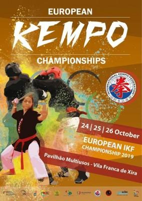 RESULTS - European Kempo Championships 2019