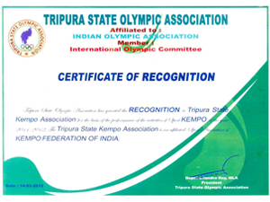 Olympic recognition in India