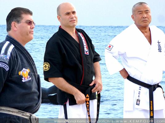 International Kempo MMA & Shidokan - Seminar