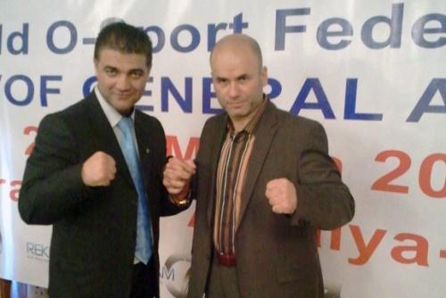 Amatto Zaharia rewarded by O-Sport