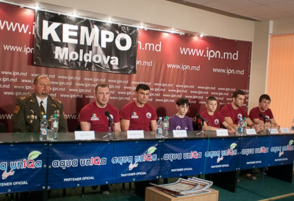 Kempo Moldavia on TV !