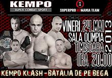 KEMPO KLASH - MMA & KICK GALLA