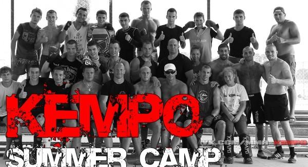 RUSSIA - Kempo Summer Camp 2013