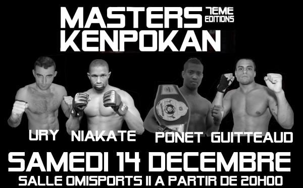 7e Masters Kenpo à Revel 14 décembre