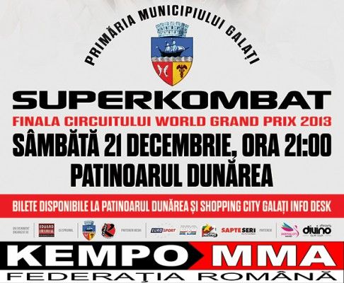 SUPERKOMBAT FINAL WGP 2013