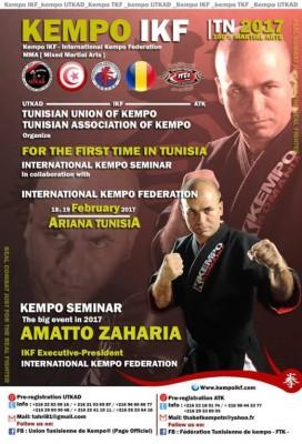 North-Africa Kempo Seminar, 2017