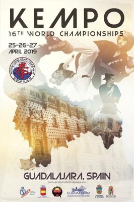 The 16th IKF World Kempo Championships, 2019