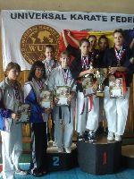 World Kempo Championships / Team-Russia, 2008