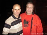 Amatto Zaharia & Sensei Radu Lucian , Bucuresti 2005