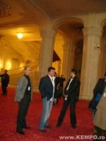 Jeff Speakman , Velin Hadjolov , Eric La Rocca , Romania 2008