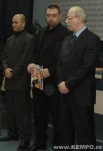 ANS President, Octavian Bellu , 2008