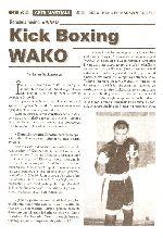 World Cup Kempo / Kickboxing, Montenegro 2001