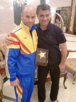 Amatto Zaharia rewarded by WOF 2011