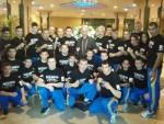Amatto Zaharia rewarded by WOF 2011