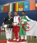 Velin Hadjolov wins again Traditional WKC, 2011