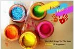Happy Holi from India !