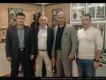 Moldavian delegation to IKF Headquarter, 2012