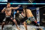 George Pacurariu, hits again in MMA, 2013