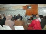 Seminar in Morocco, 2014