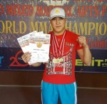 World MMA (Mix-Fight Kempo) Championships, Antalya - Turkey, 2017