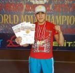 WMMAF&IKF World MMA (Mix-Fight Kempo) Championships, Kemer-Turkiye, 2017