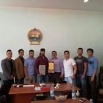 IKF Kempo   Seminar in Mongolia, 2017