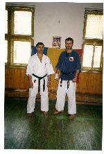 Amatto Zacharias, Brasov 2001