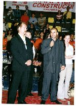 World Kempo Championships, Bucharest - Romania, 2003