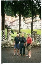 AKKA-Ray Ferrell, Romania 2001