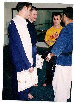 Amatto Zaharia, Tg Mures 2001