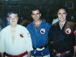 Amatto Zaharia & Robert Manole, USA-2001