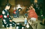 Tea Ceremony, Romania 2006