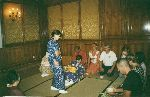 Tea Ceremony, Romania 2006