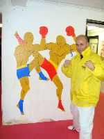 Jeff Speakman, Netherlands 2008