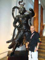 Jeff Speakman, Hungary 2008