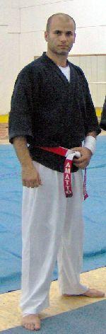 Kancho Soeno-Shidokan, Romania 2006