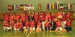 European Kempo Championships, Komarno - Slovakia, 2006