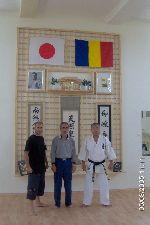 Open Kempo / SHIDOKAN DOJO. Bucharest 2004