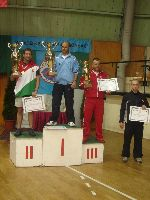 World Kempo Championships, Budapest - Hungary, 2007
