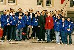 Greeting ceremony NSA 2004