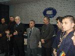 Greeting ceremony NSA 2008