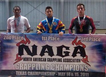 George Pacurariu NAGA Champion !